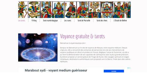 Horoscope et tarot gratuit