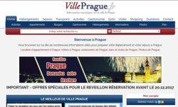 Informations touristiques sur la ville de Prague