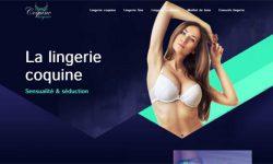 Boutique en ligne de lingerie fine