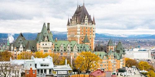 Visiter le Québec est votre plus grand désir ?
