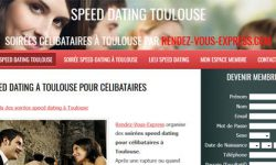 Du speed dating pour célibataire de Toulouse